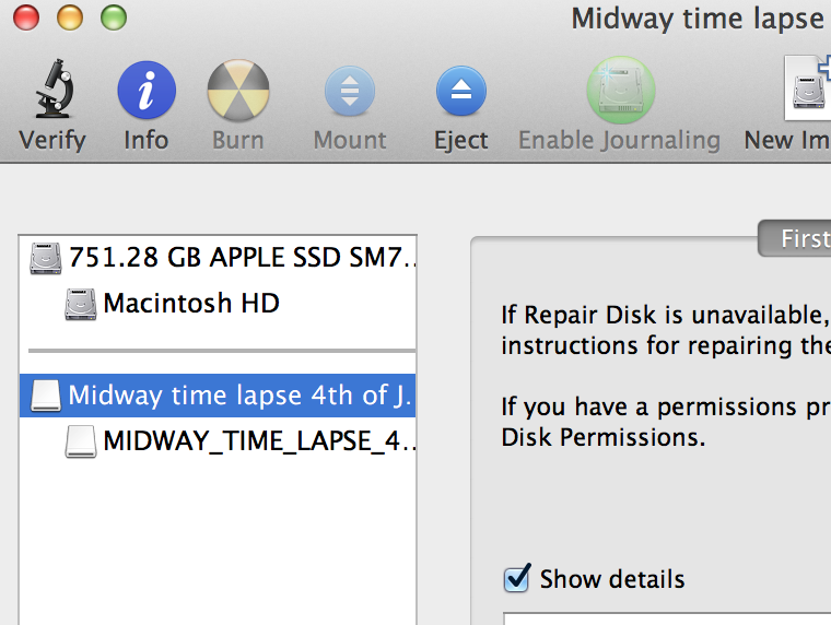 Burning DVDs using Disk Utility - TVL Video